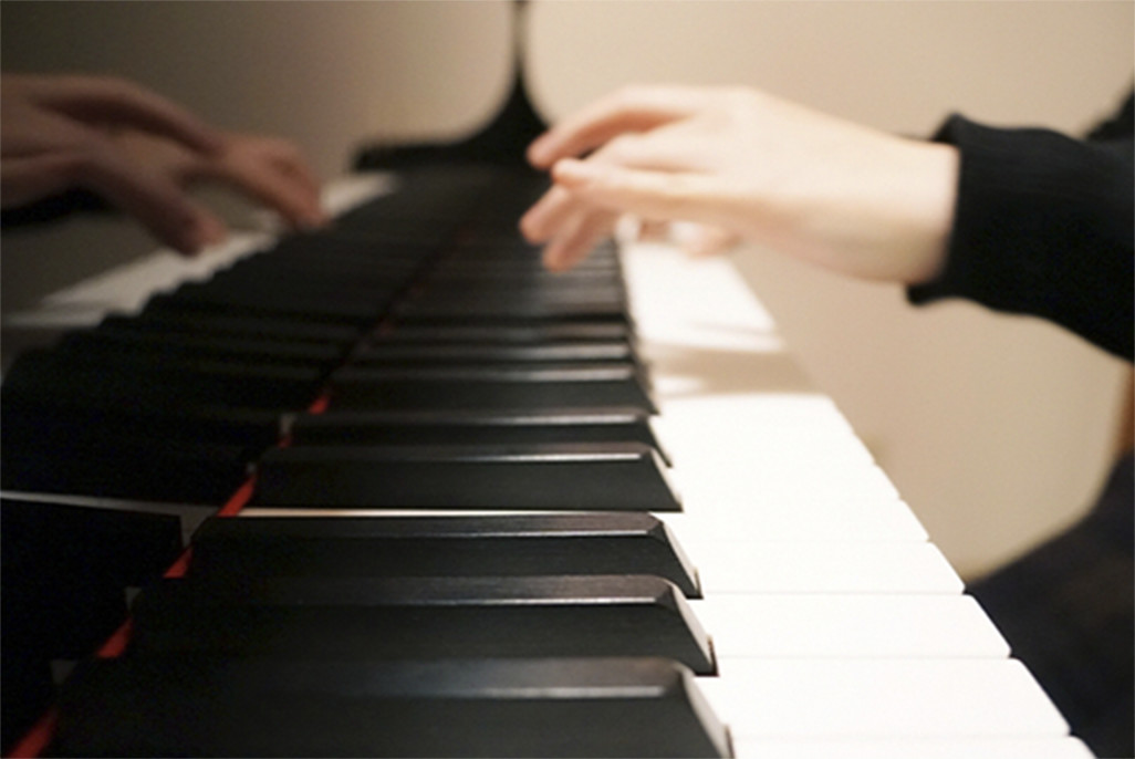 ピアノコース