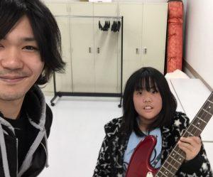 レッスン 姫路 音楽教室 ベースレッスン ベース講師