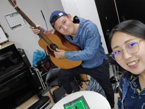 ギターレッスン   姫路 音楽教室 ウクレレレッスン ベースレッスン ボイトレ ピアノ